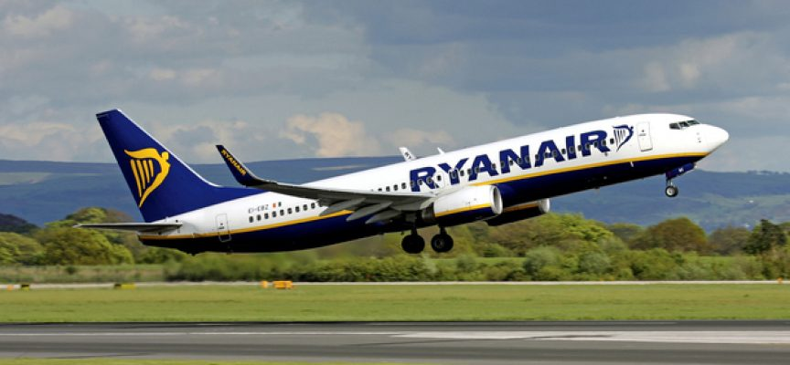 Ryanair busca Tripulantes de Cabina con o sin experiencia en España