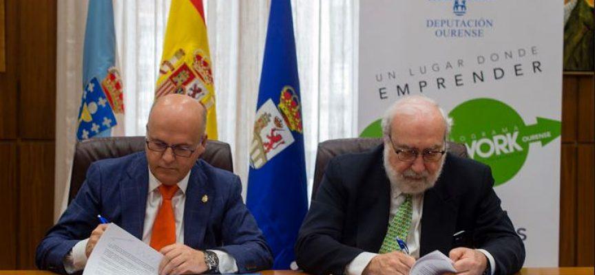 Ourense pone en marcha un plan para dar empleo a 450 jóvenes