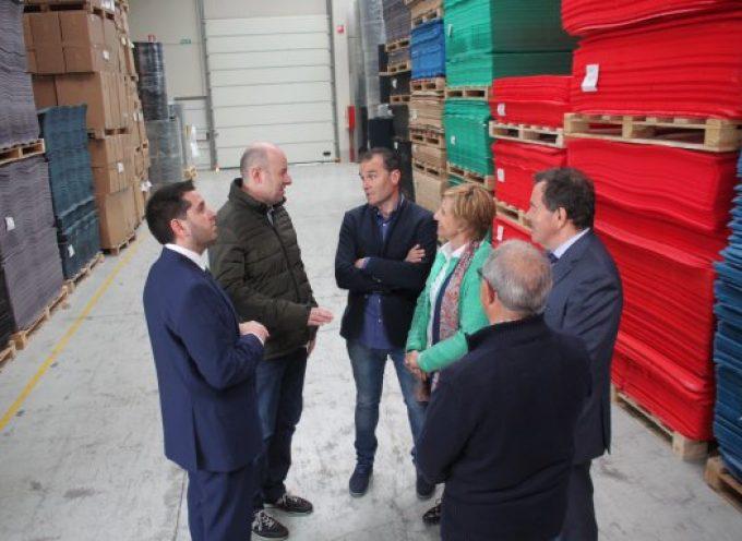 Arneplant ampliará sus instalaciones y creará 30 nuevos empleos