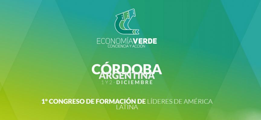 1° Congreso de Economía Verde. Córdoba (Argentina)
