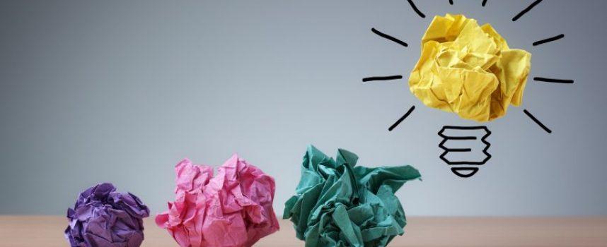 5 maneras de estimular tu creatividad
