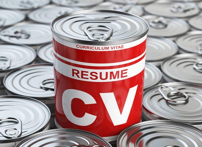Veinte consejos para mejorar tu currículum en 20 minutos, según Hudson