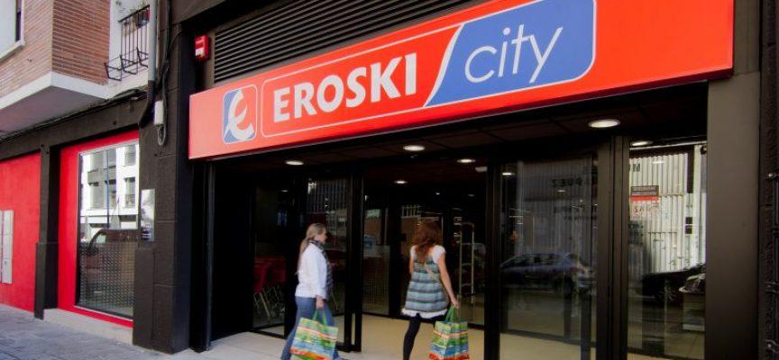 EROSKI prevé cerrar el año con 100 nuevos establecimientos