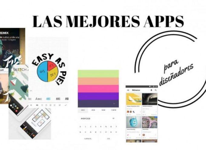 Las mejores apps para diseñadores