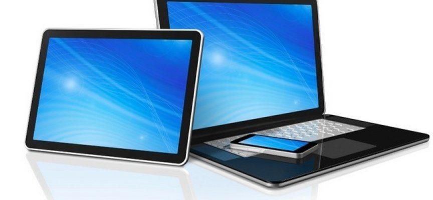Ventajas de una tablet sobre un portátil