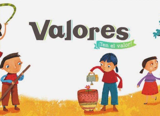 Recursos para enseñar y educar en valores