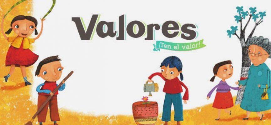 5 recursos para educar en valores