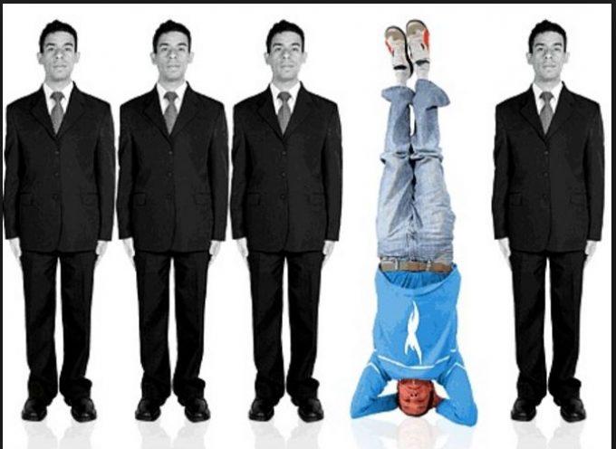 3 razones por las que ser diferente es beneficioso profesionalmente