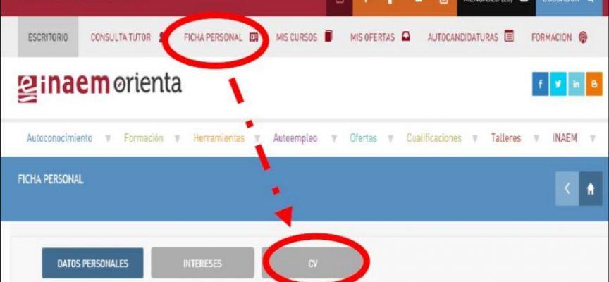 En INAEM ORIENTA @orientacionline estrenan app para estar al día de cursos, ofertas y candidaturas