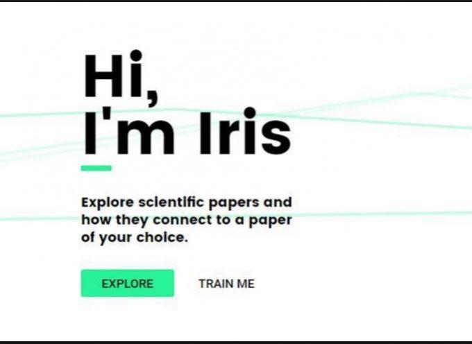 Iris, un buscador inteligente de artículos científicos