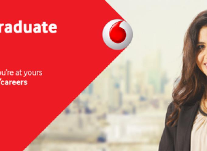 Vodafone ofrece trabajo a recién titulados universitarios en Discover Graduate Program. Plazo 04/12/2016