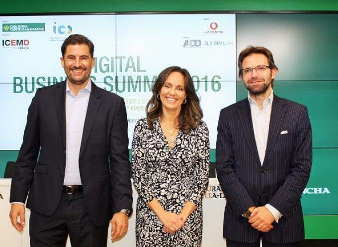 Toledo acoge el próximo 10 de noviembre el Encuentro de Negocio Digital de Castilla La Mancha