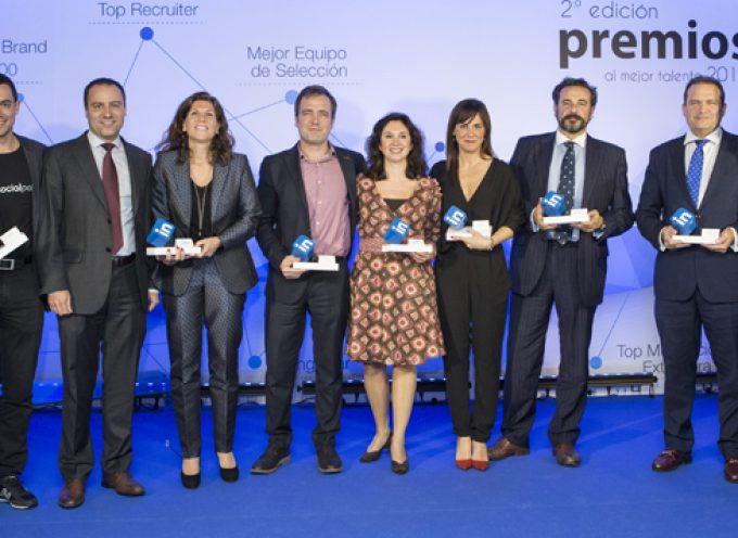 Ineco, Mango, Grifols, Grupo Cobra, SocialPoint, Deloitte y BBVA, premios LinkedIN 2016