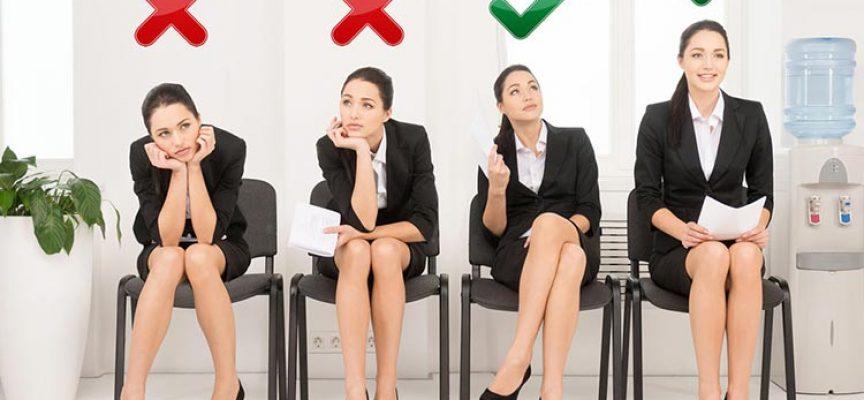 Buenos consejos para tus entrevistas de trabajo