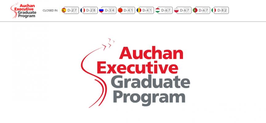 Auchan lanza un programa de becas para 120 universitarios