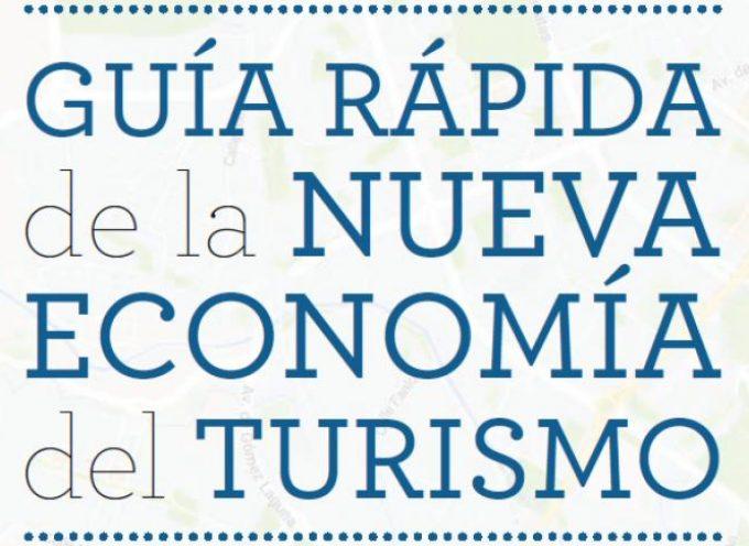 La Guía Rápida A-Z de la Nueva Economía del Turismo, en un libro gratis