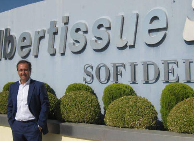 SOFIDEL SPAIN generará 89 empleos directos y 40 indirectos en Buñuel
