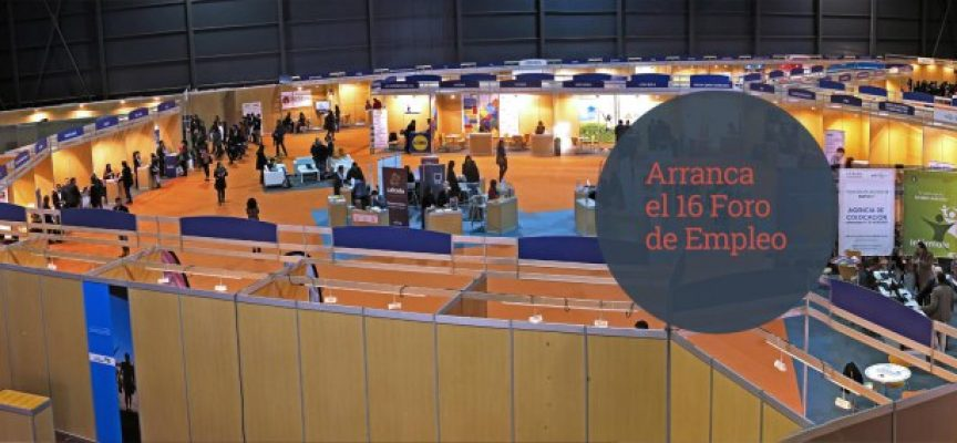 16 Foro de Empleo// Oviedo 22 -23 de Febrero 2017