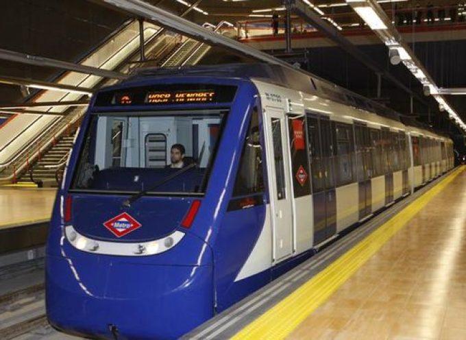 El Metro de Madrid lanza la contratación de 300 nuevos maquinistas