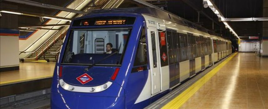 Contratación de 100 nuevos maquinistas para Metro de Madrid
