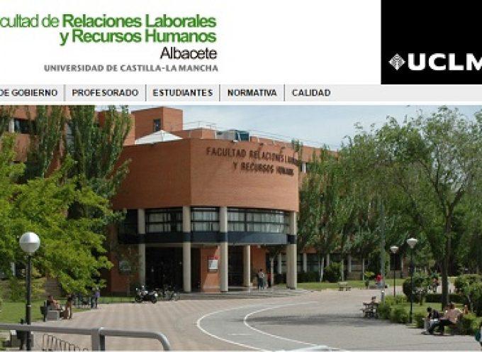 Facultad de Relaciones Laborales y Recursos Humanos UCLM – Albacete.