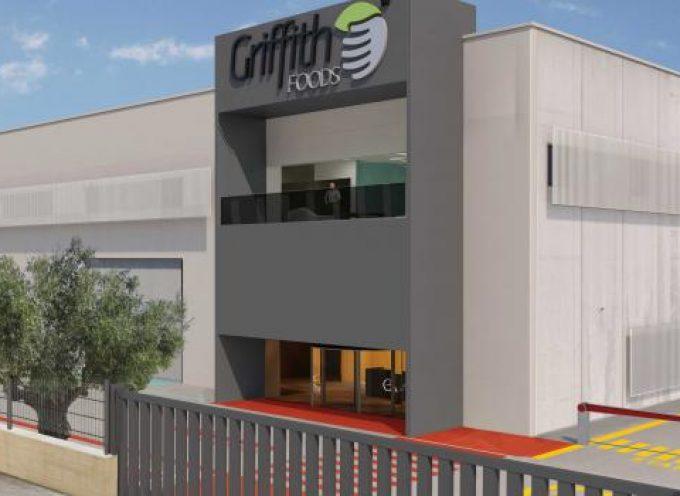 Griffith abrirá una nueva planta que dará empleo a 60 trabajadores – Valls (Tarragona)
