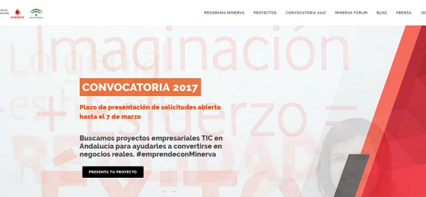 Convocatoria de la aceleradora de empresas TIC,s Minerva abierta hasta el 7 de marzo – #Andalucía