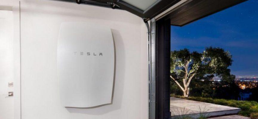 Tesla crea una batería para el hogar que aspira a acabar con la factura de la luz a partir de 2017