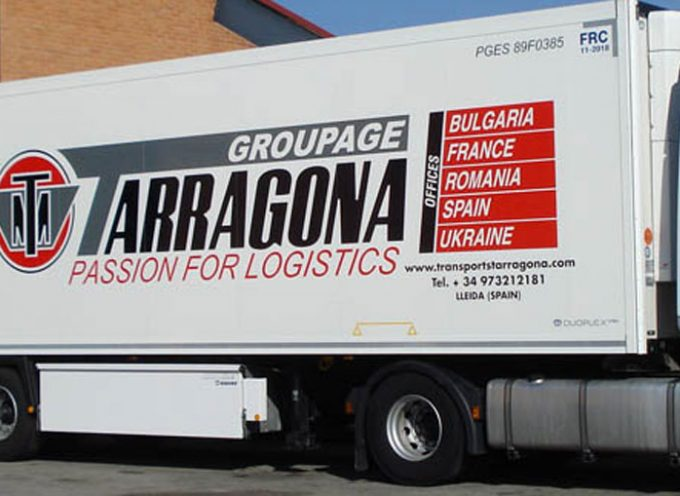 Envía tu currículum para trabajar en Transportes Tarragona