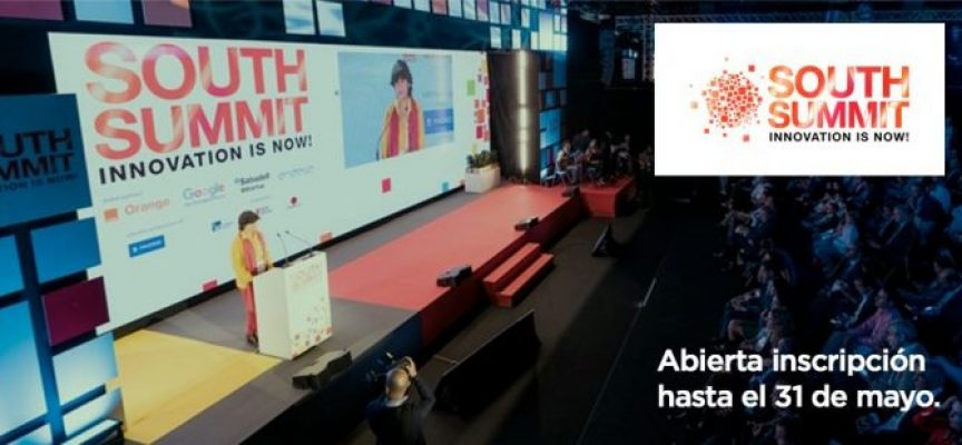 South Summit 2017 abre su convocatoria a las mejores startups. Candidaturas 31/05/2017