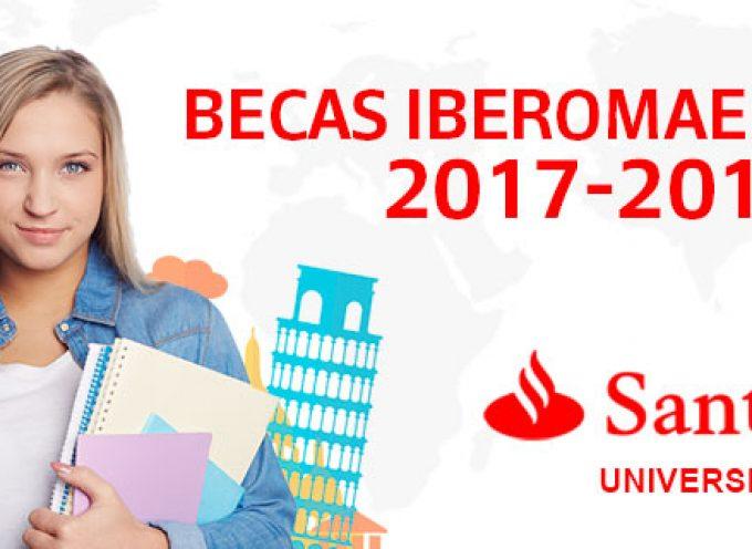Más de 1.000 BECAS de movilidad internacional para universitarios españoles – Plazo 31/05/2017