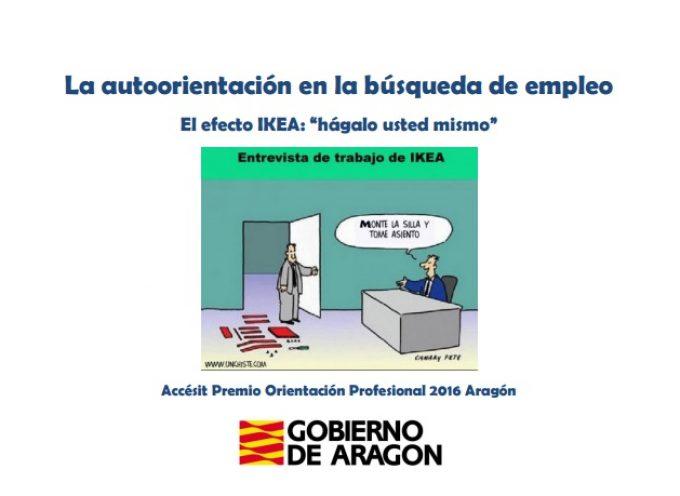 """""""La autorientación en la búsqueda de empleo"""" #Imprescindible guía."""