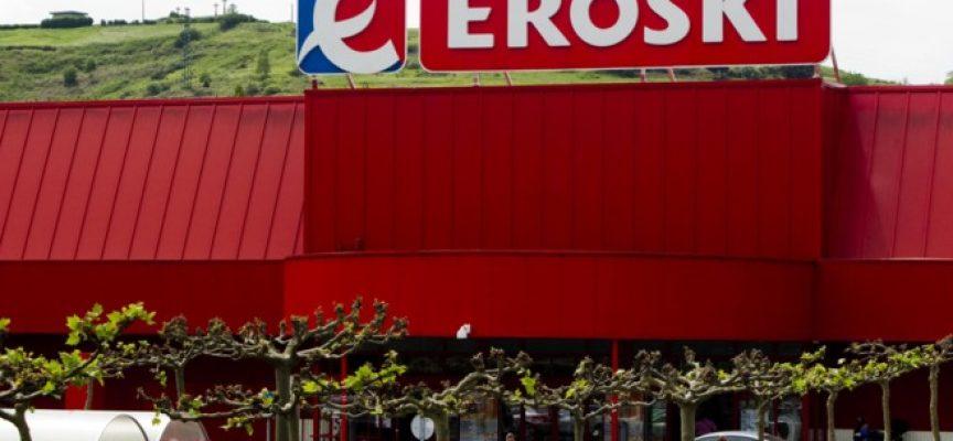 Eroski crea 1.155 nuevos puestos de trabajo y prevé nuevas aperturas