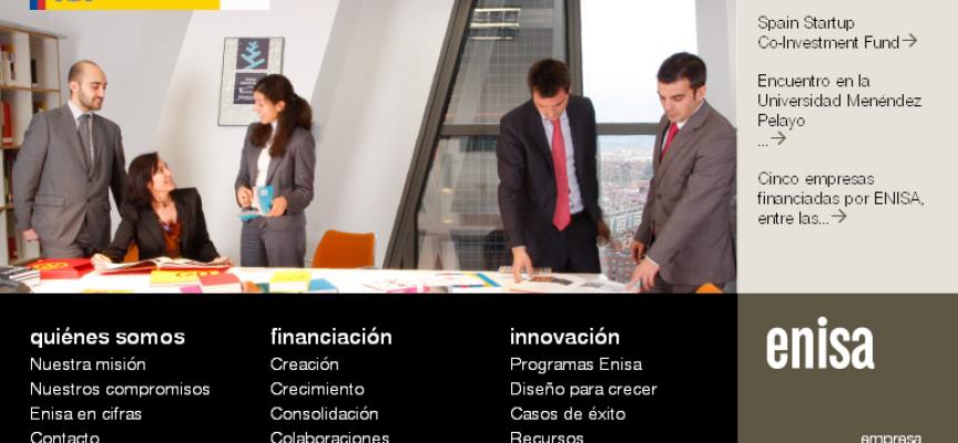 Préstamos estatales para emprendedores: Enisa
