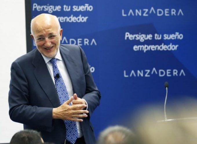 Lanzadera abre el plazo de su quinta edición con el respaldo de Juan Roig – Valencia Plazo 31/03/2017
