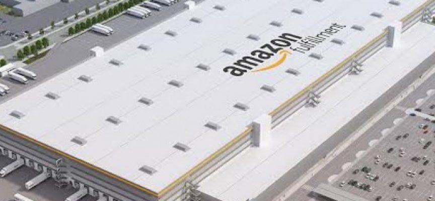 Amazon selecciona personal para centros logísticos