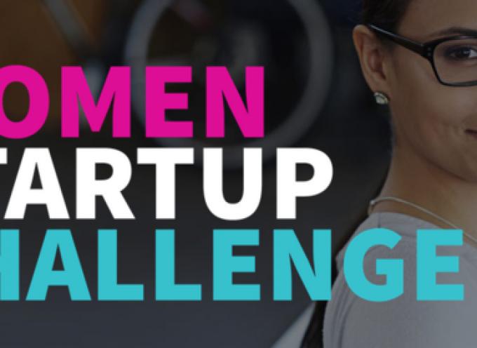 Women Startup Challenge llega a Europa – Plazo 8 de marzo