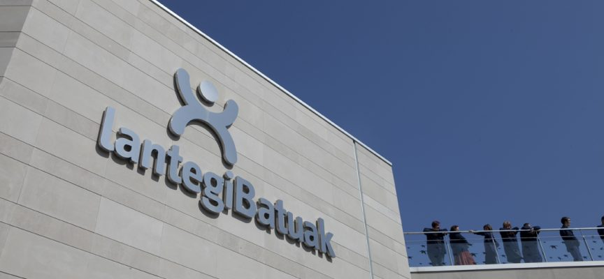 La nueva planta de Lantegi Batuak empleará a 110 trabajadores