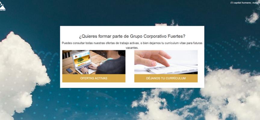 Grupo Fuertes tramita 7.500 candidaturas anualmente