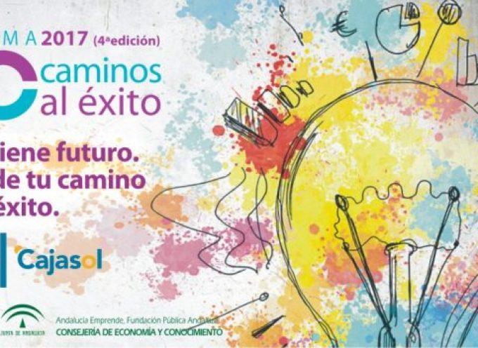 100 Caminos al éxito- Programa de formación gratuito para emprendedores en Andalucía –  Plazo 9 de abril de 2017 (4ª Edición)