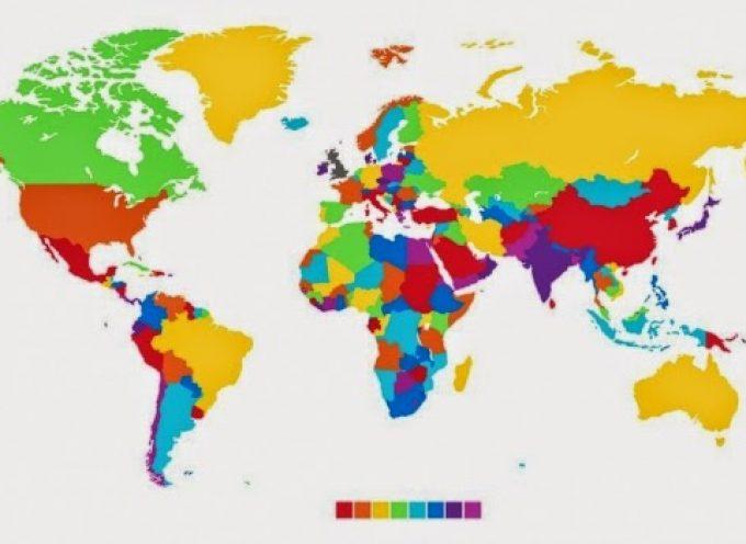 10 maneras muy lúdicas para enseñar geografía y mapas