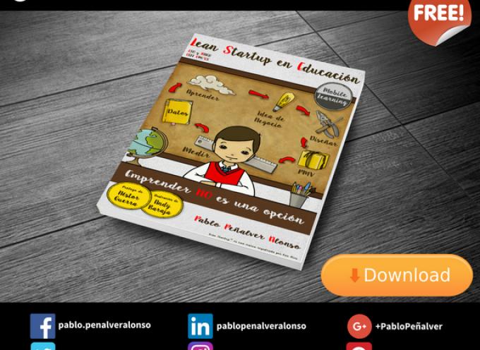 Lean Startup en Educación – Libro gratuito de Pablo Peñalver