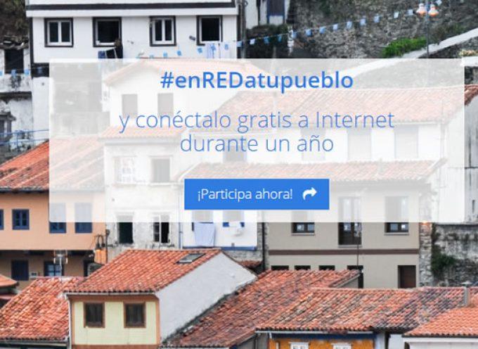 #enREDatupueblo: el concurso que quiere reducir la brecha digital en España – Plazo 29/05/2017