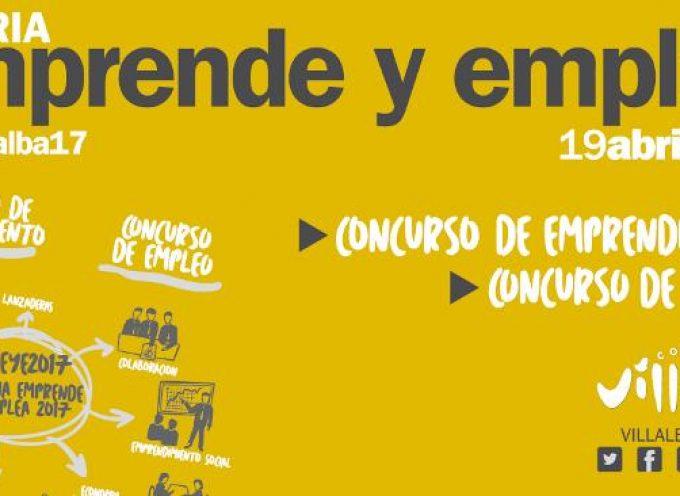IV Feria Emprende y Emplea Collado Villalba. Inscríbete – 19/04/2017