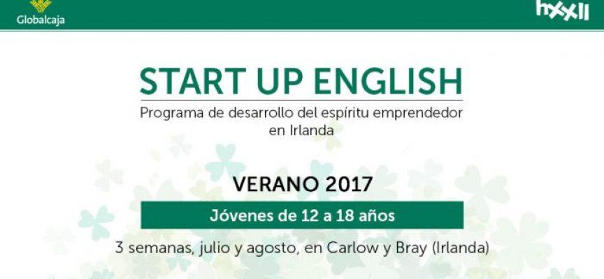 Start Up English, la aventura para jóvenes en Irlanda, calienta motores