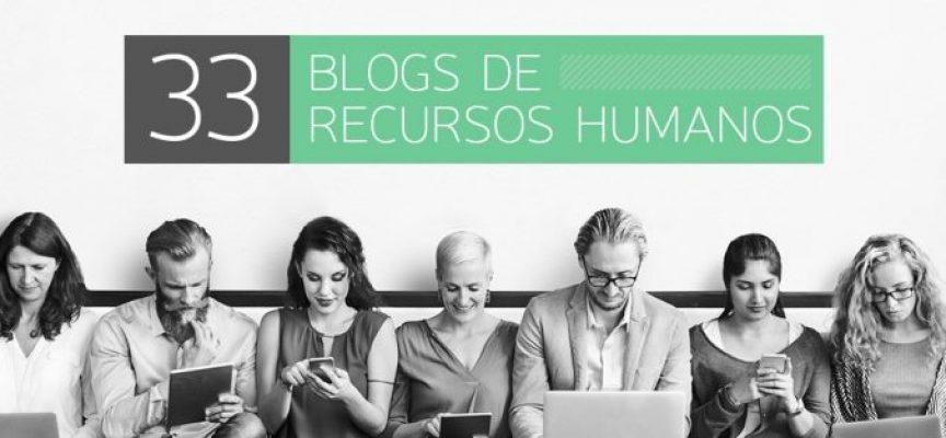 33 Blogs de Recursos Humanos en Español