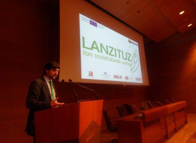 Programa LANZITUZ para crear 180 empresas y 900 empleos