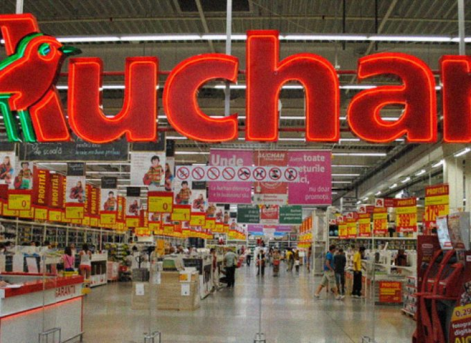 Auchan contratará reponedores, cajer@s, pescader@s, charcuter@s para verano