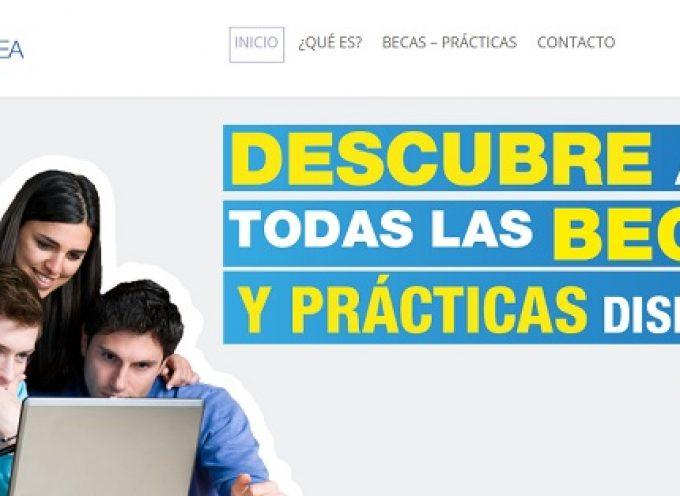 Descubre miles de prácticas y becas internacionales en esta web