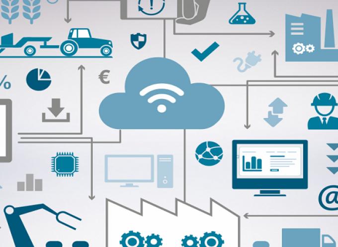 Industria conectada 4.0 #infografia (animada) #tech